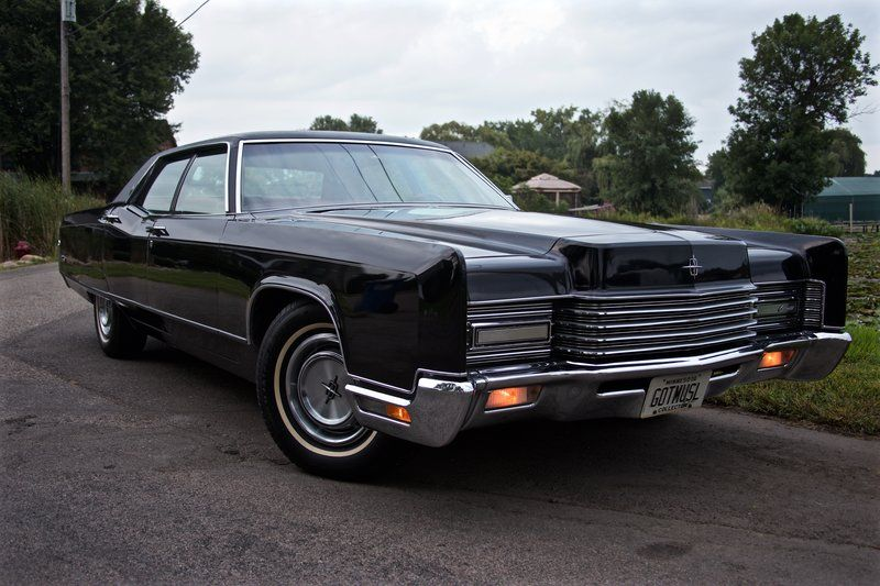 1970 Lincoln Town Car 1970 Lincoln Continental Town Car For Sale