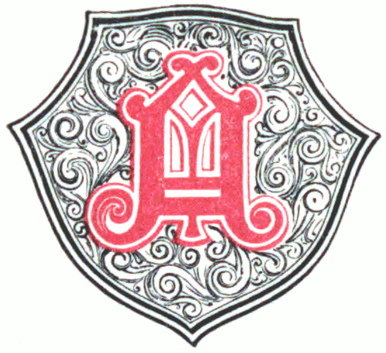 Logo of BOSTON James R. Osgood and Company 1878