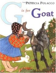 A rhyming celebration of goats and their antics from A to Z.   E POL