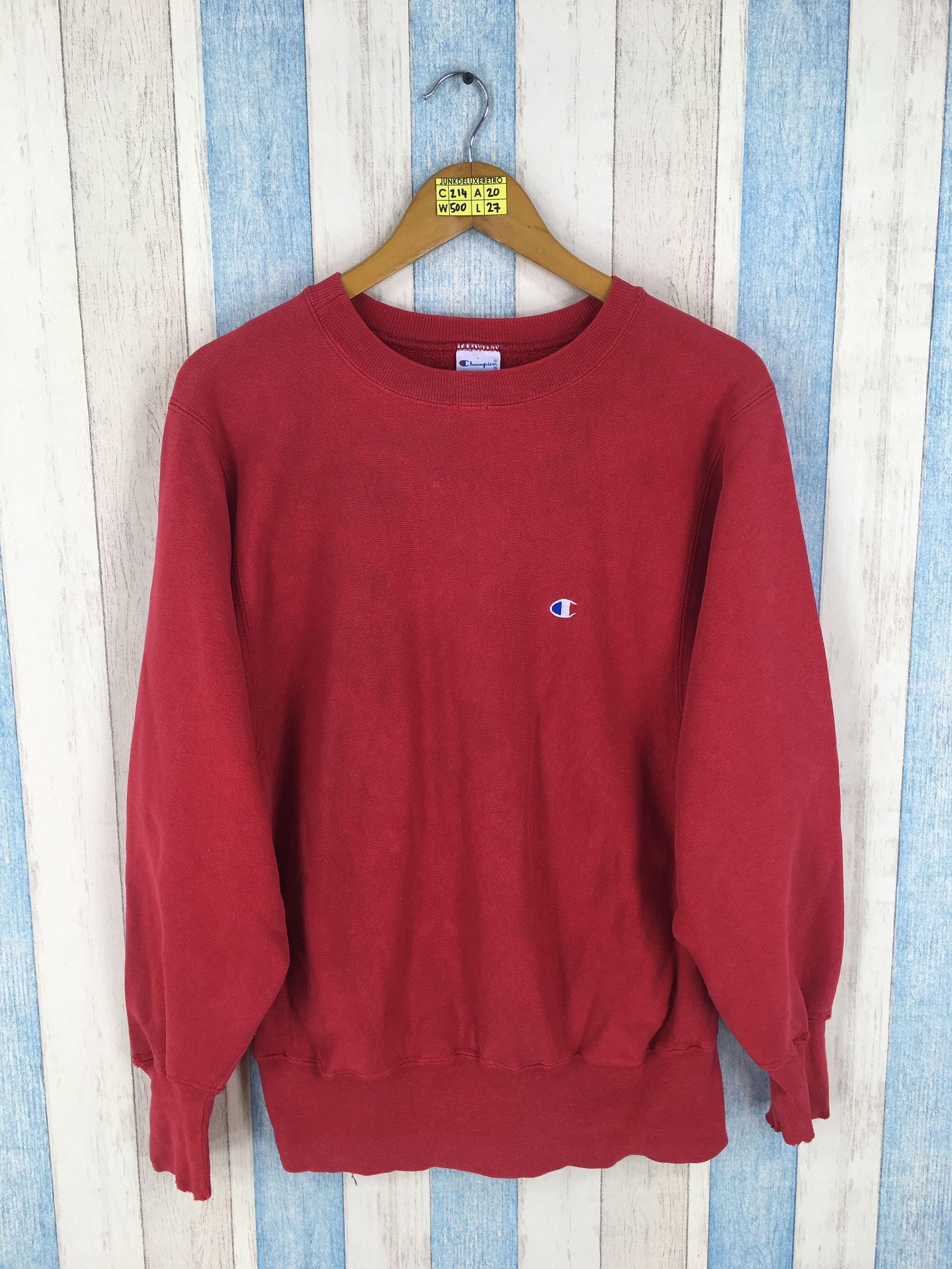 Vintage 80\u0027s CHAMPION Reverse Weave Sweatshirt Medium