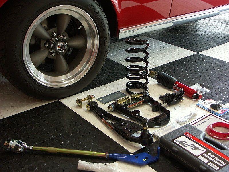 Garage Floor Mats American Made BLT GFloor! TruContain