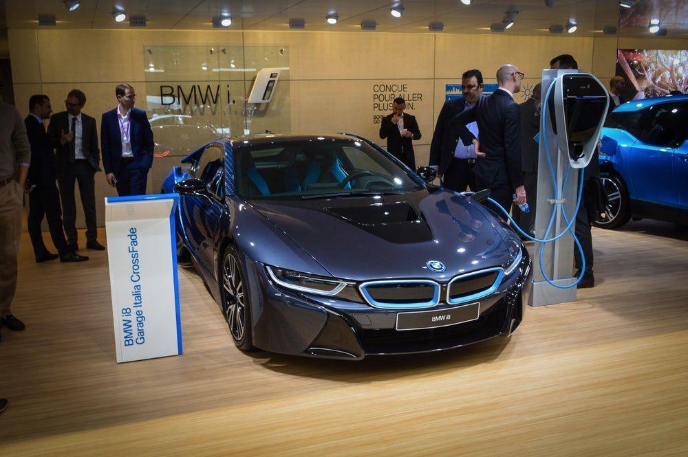 BMW I Garage Italia CrossFade Sports Cars Pinterest Geneva - Sports cars garage