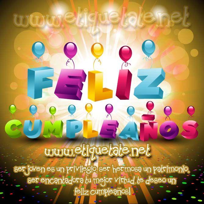 tarjeta de cumpleanos para facebook | tarjetas de feliz cumpleaños para facebook-tarjetas-virtuales ...