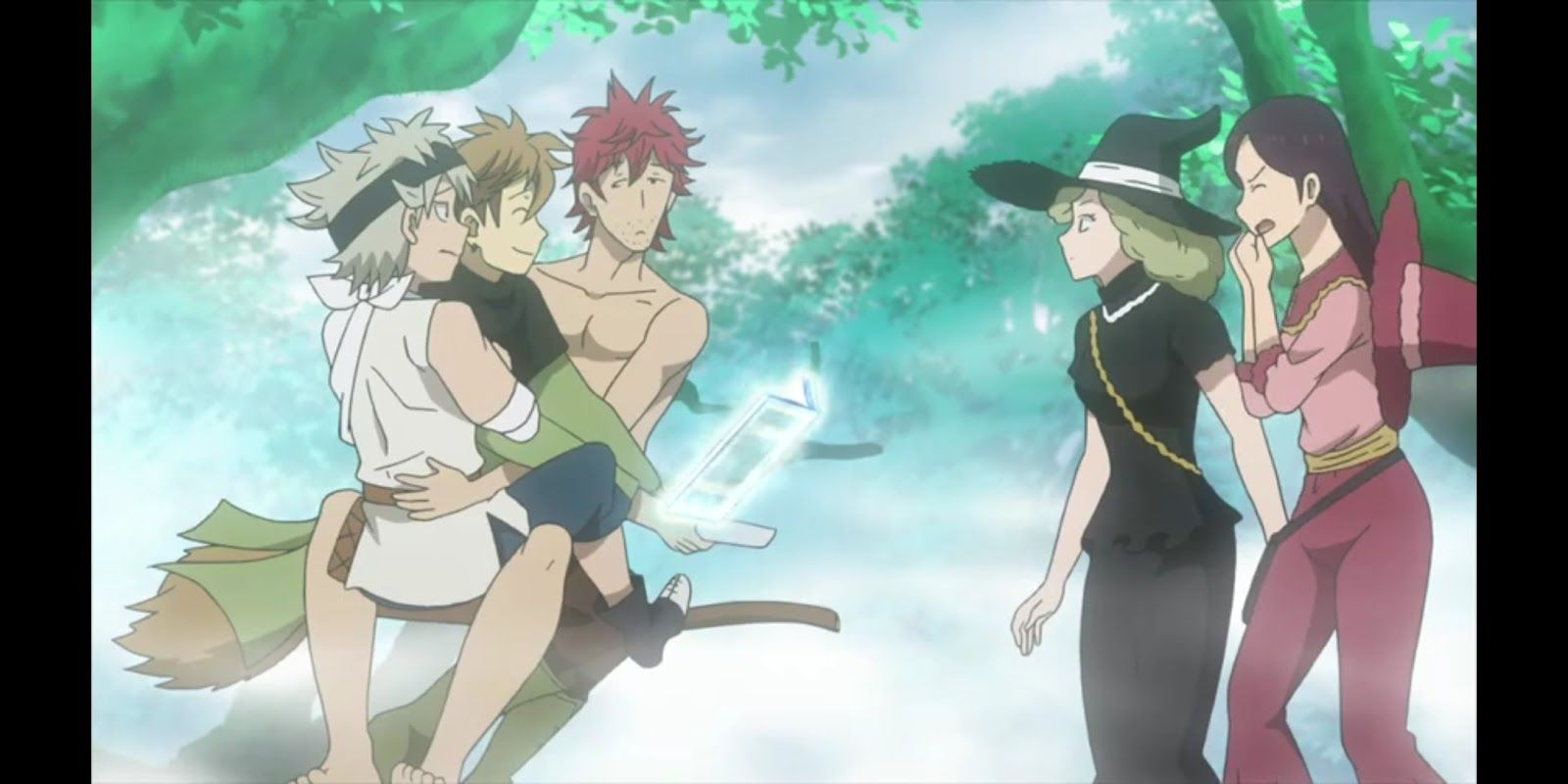 Black clover episode 57 Google Search in 2020 Anime
