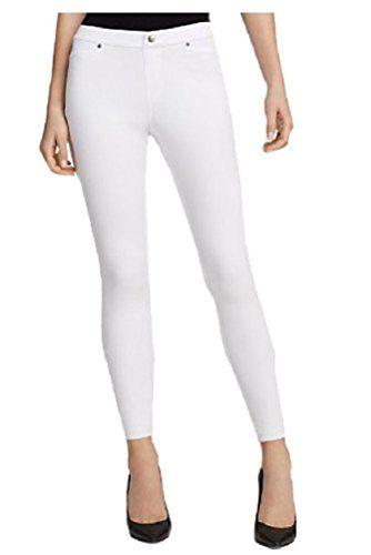 White Hue Women/'s Super Smooth Denim Skimmer Leggings XSmall