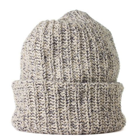 Marled Knit Toque by Old Faithful Shop