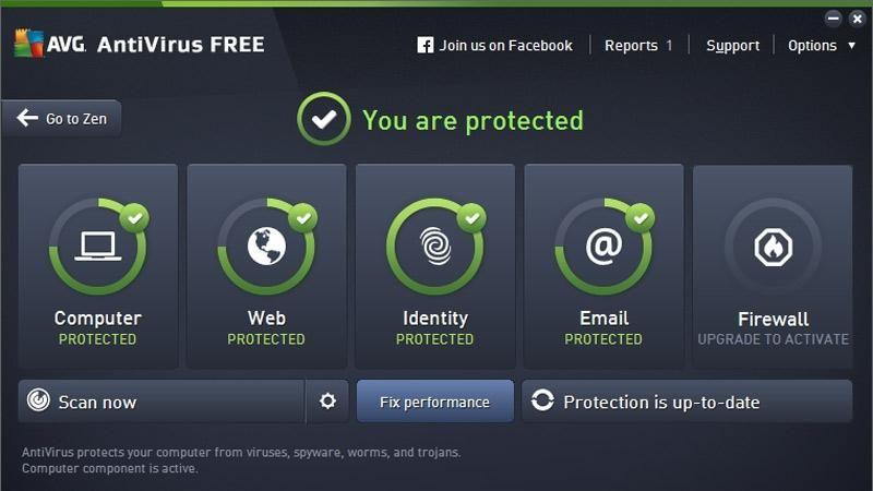 Avg Antivirus Antivirus Program Antivirus Internet Security