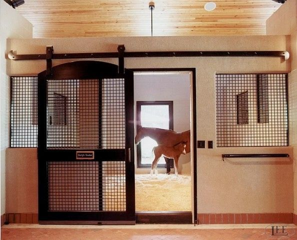 Stall U0026 Oats Blog From Lucas Equine Equipment: Horse Stall Design