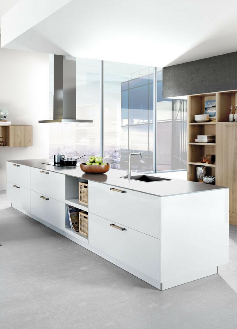 Weiße Küchen: 7 Ideen und Bilder für Küchen in Weiß | Architecture