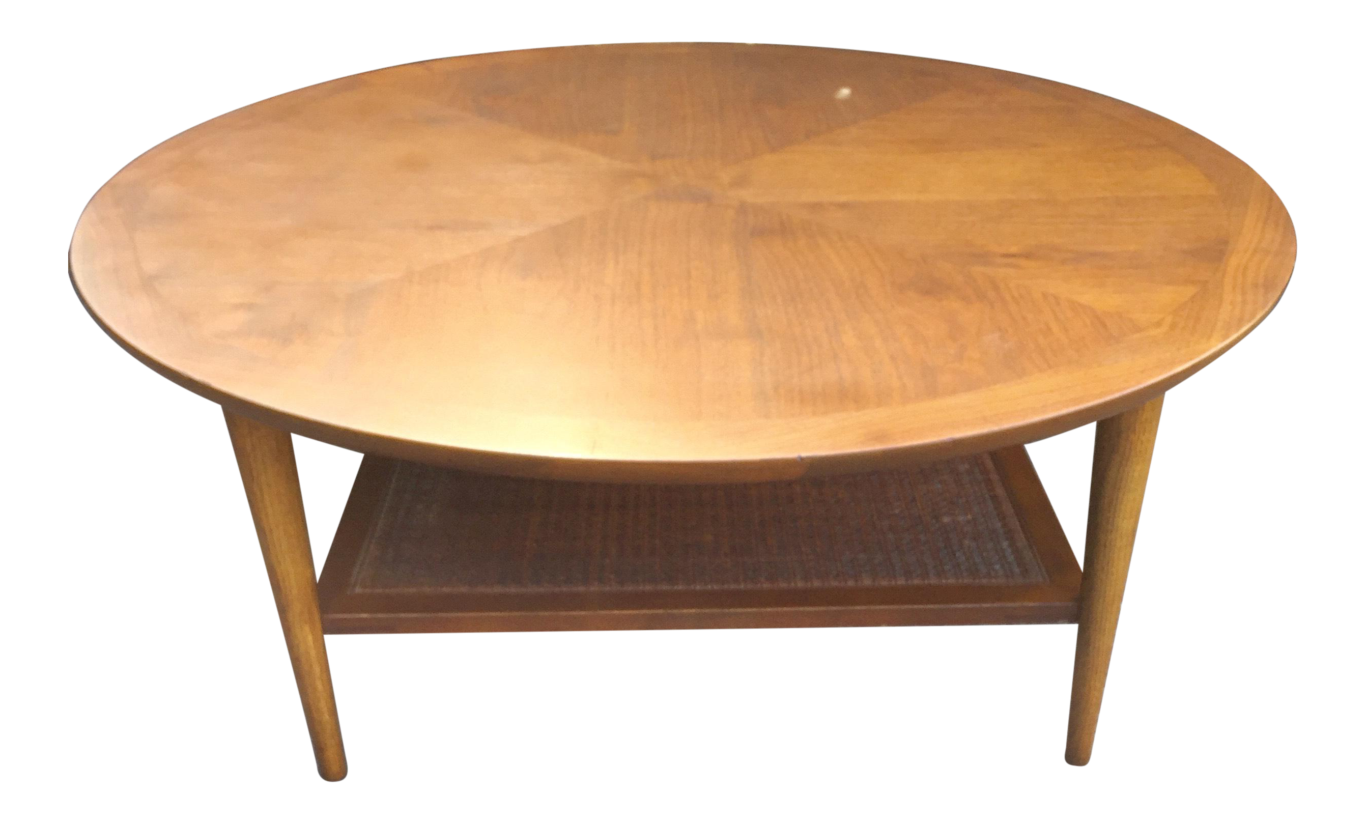 Lane 2124 Round Coffee Table On Chairish Com Coffee Table Round