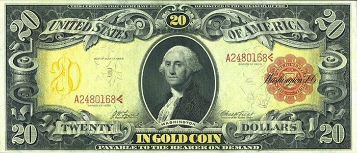 Very Rare Old Us Dollar Bills 22 Pics With Images Dollar