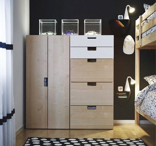 6 dormitorios juveniles de Ikea vistos en el catálogo 2015