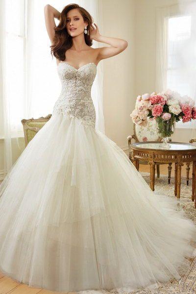sale sophia tolli bridal Y11560 - Ibis price cost 2025 wedding dress ...