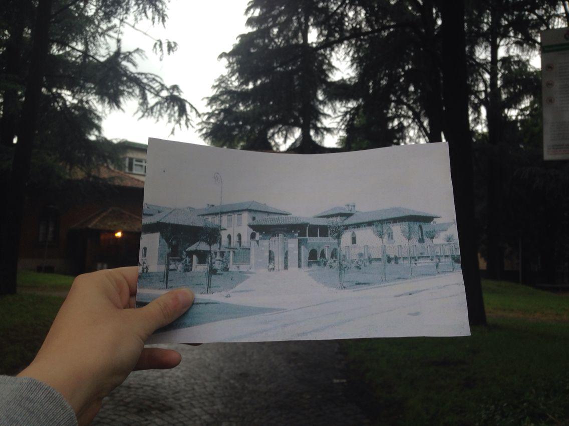 Deborah Corno, Legnano, Museo Civico Guido Sutermeister, 1946 e Oggi