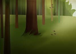 Imagen simbólica bosque