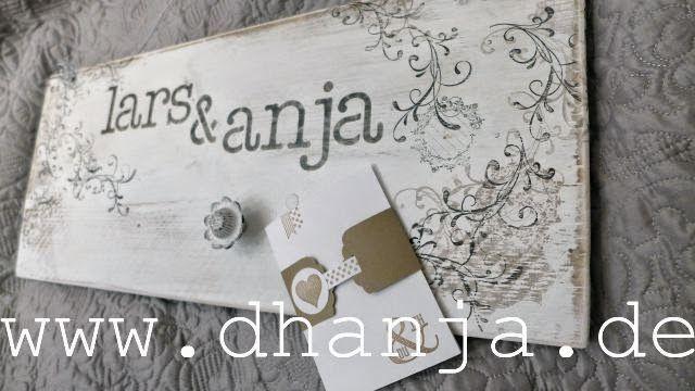 Dhanjas Stempelecke: Ein Hochzeitsgeschenk!