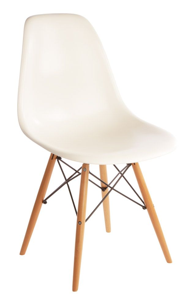 Exceptionnel White Replica Eames Chair..dining Chairs