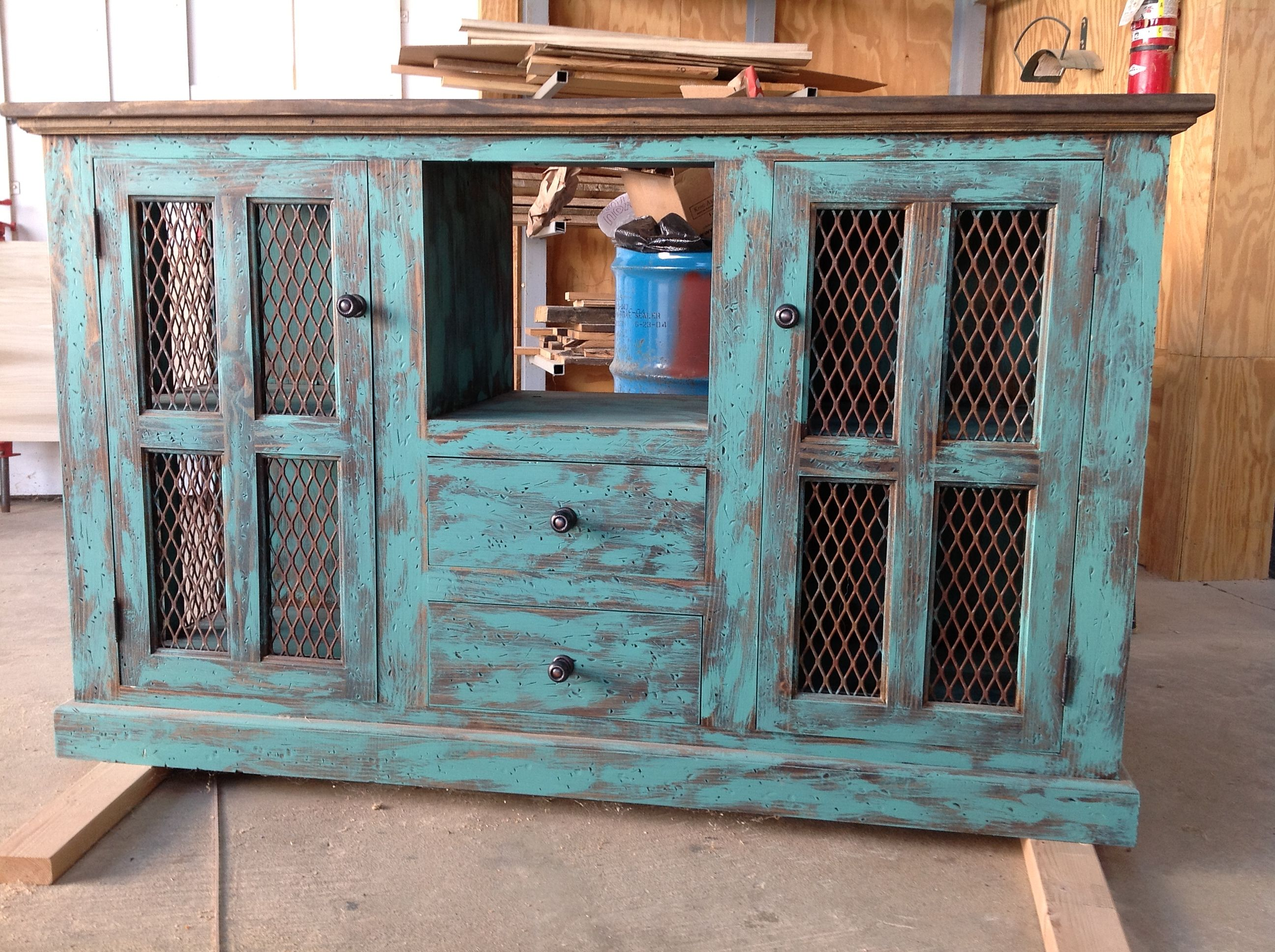 Superb Turquoise Cabinet   Google Search