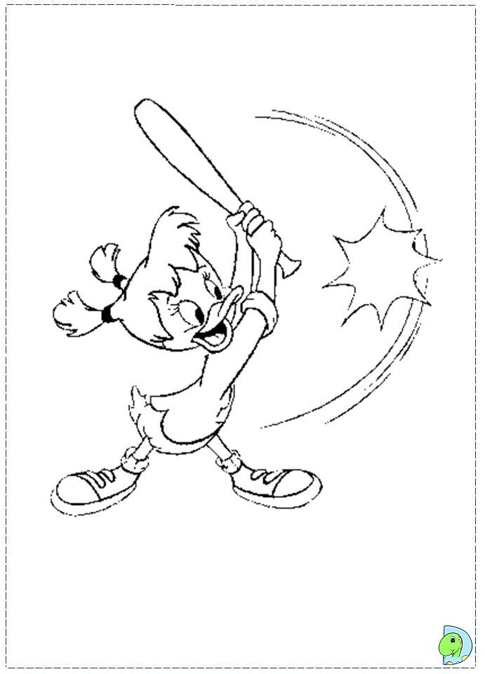 Darkwing Duck Coloring Pages Coloring Pages For Kids Color