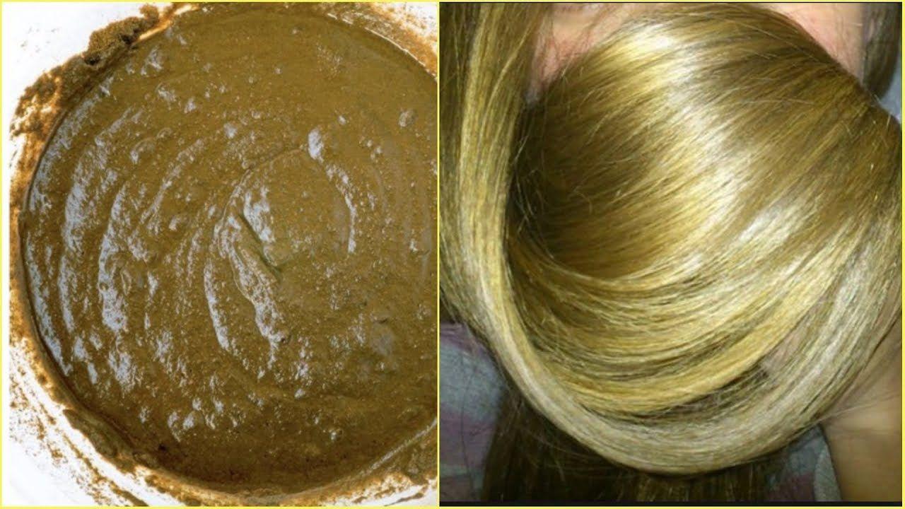خلطة الحناء البابونج والكركم للحصول على لون أشقر للشعر Hair Care Recipes Hair Styles Hair Beauty