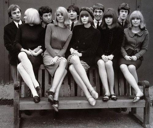 theswinginsixties: Young mods, England, 1960s. | Mod fashion ...