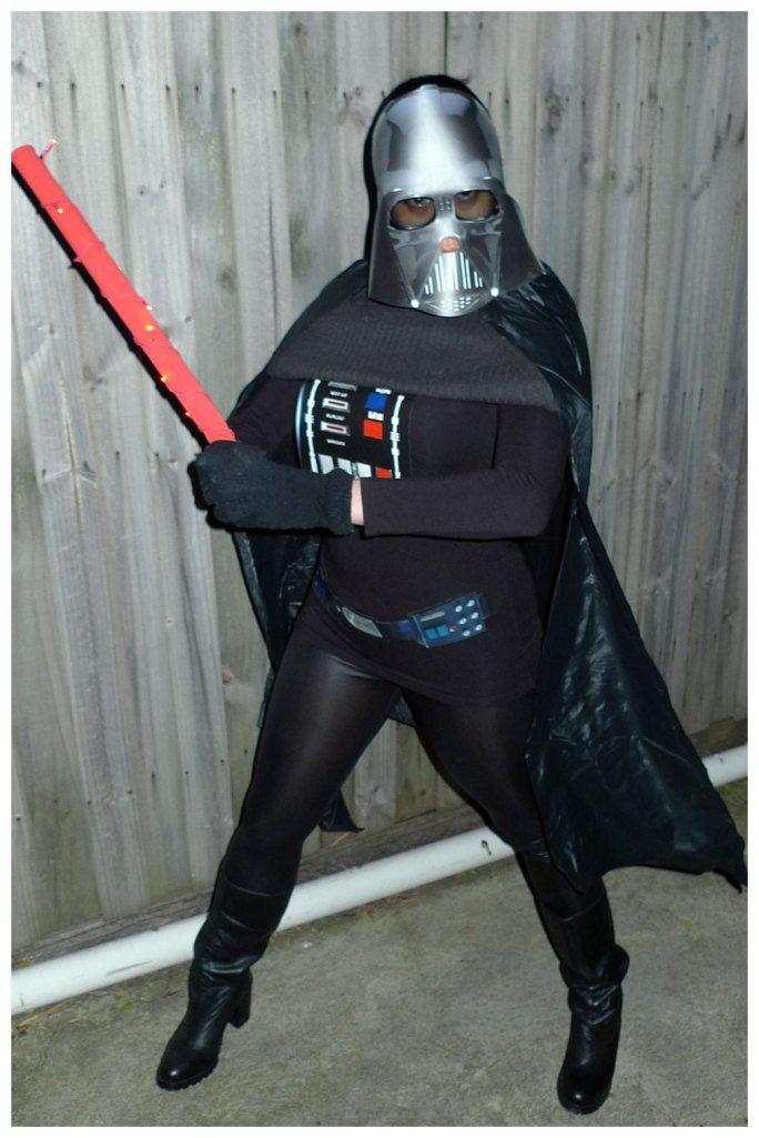 Homemade Darth Vader Costume Darth Vader Costumes Costumes