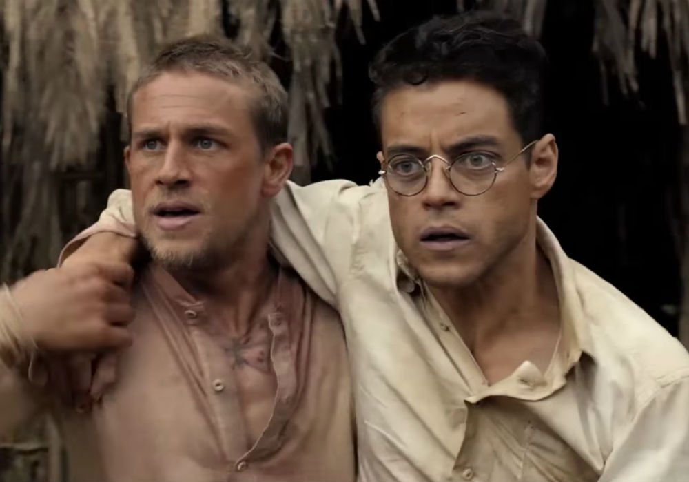 Charlie Hunnam And Rami Malek Had An Intrinsic Connection On The