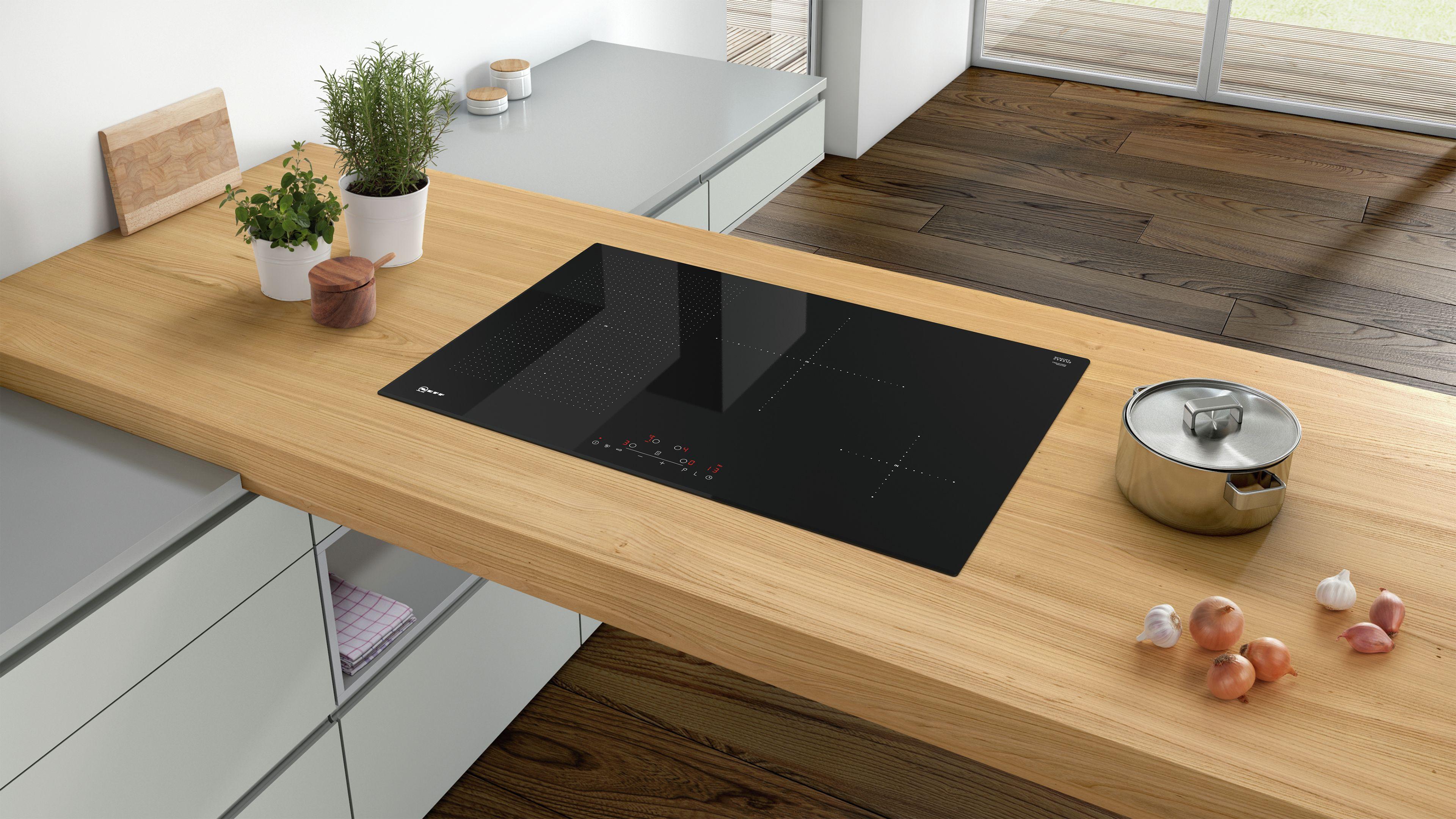 Piano Induzione Neff Flexinduction table induction 80 cm - n 70 - t58ud10x0 | neff | table de