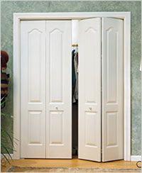 accordian closet door google search - Accordion Doors