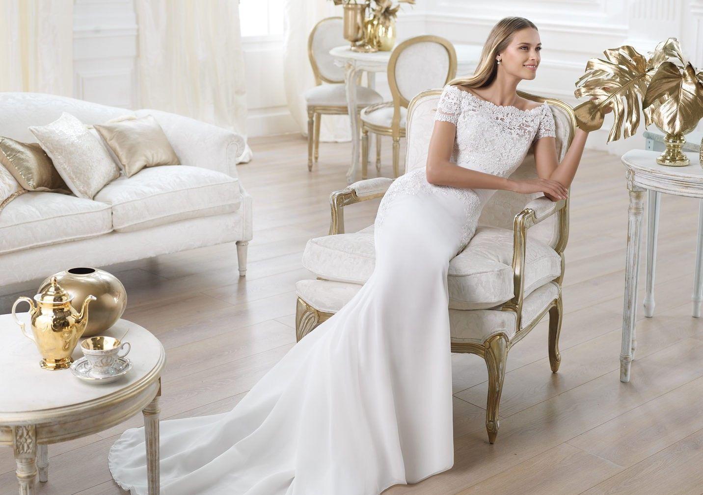New white ivory wedding dress bridal gowns custom size