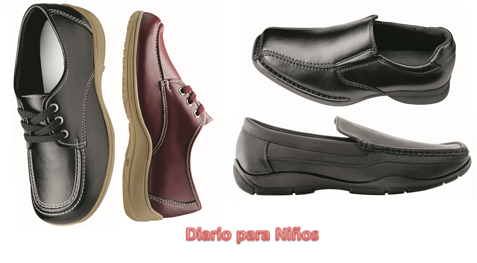 newest collection 3e0e3 532ca Zapatos escolares de payless mocasines para niños
