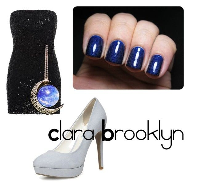 """Clara Brooklyn"" by aphdenbloodworth ❤ liked on Polyvore featuring Blumarine and Dorothy Perkins"