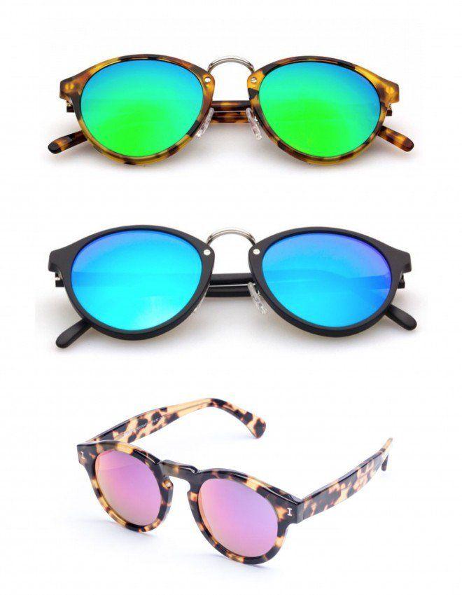 60087801d Óculos de sol: modelos para arrasar no verão: as versões com lentes  espelhadas tem um ar mais esportivo e jovem, mesmo que você use com uma  produção mais ...