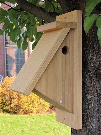 53 Diy Bird House Plans That Will Attract Them To Your 400 x 300