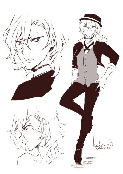 His character design shOULD BE ILLEGAL