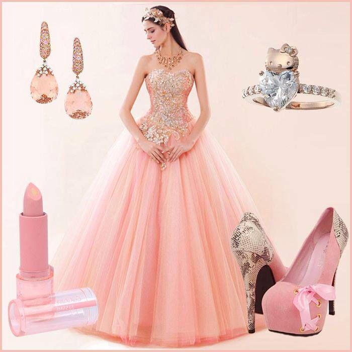 Peach maiden | Wedding | Pinterest