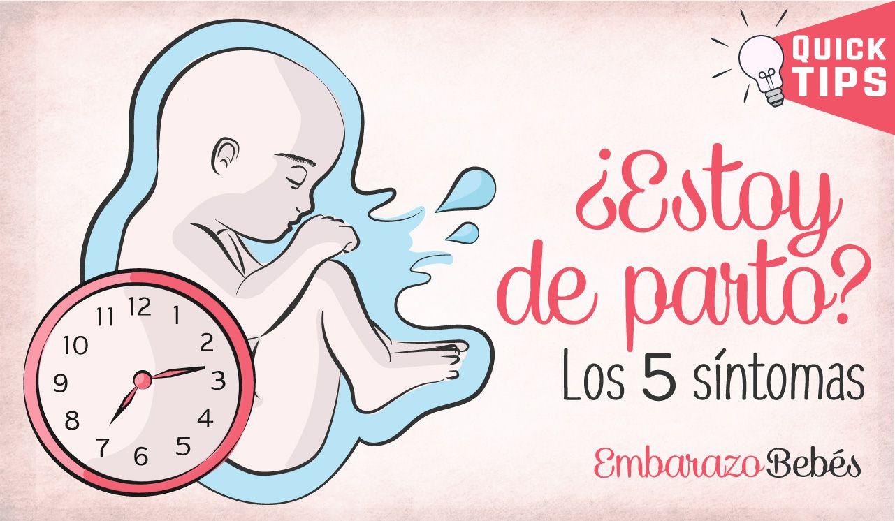 38 semanas de embarazo síntomas de parto