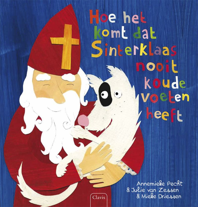 Baby Girl's first Sinterklaas book?