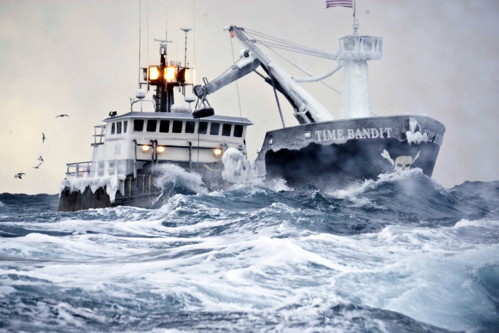 39 deadliest catch 39 capt keith colburn talks 39 epic 39 season for Bering sea fishing