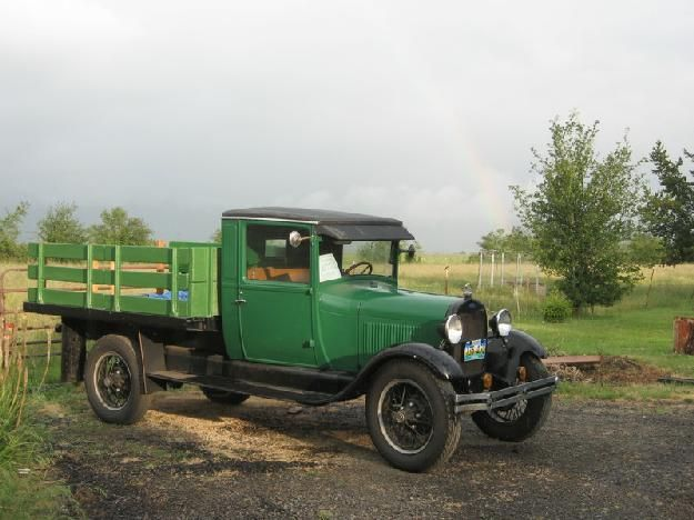 1929 Ford Flatbed Truck