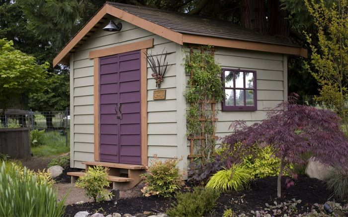 High Quality 5 Simple Cheap Ways To Transform Your Garden Shed