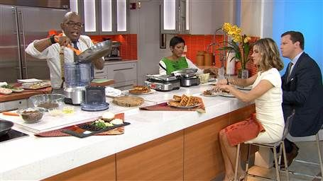 Here S How Al Roker Does Gluten Free For His Family Gluten Free Black Bean Burgers Easy Shrimp Stir Fry Recipes Gluten Free Waffles