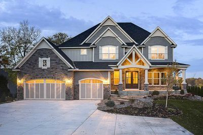 Modern storybook craftsman house plan with 2 story great room 73377hs thumb 06 home is for Storybook craftsman house plans