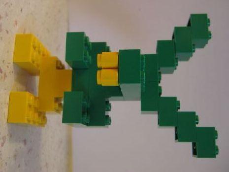 Lapin en lego