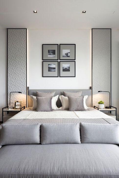 astonishing washroom ideas bedroom   50 Astonishing Scandinavian Bedroom Design #home #decor # ...