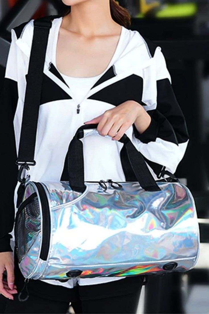#practical #metallic #training #stylish #looking #fitness #perfect #outfit #duffle #workou #duffel #...