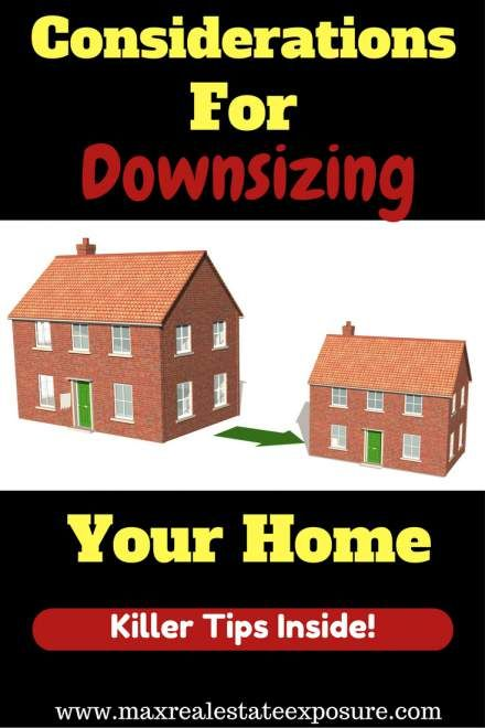 Homeowners Often Ask Themselves How To Know Is It Time Downsize My Home See