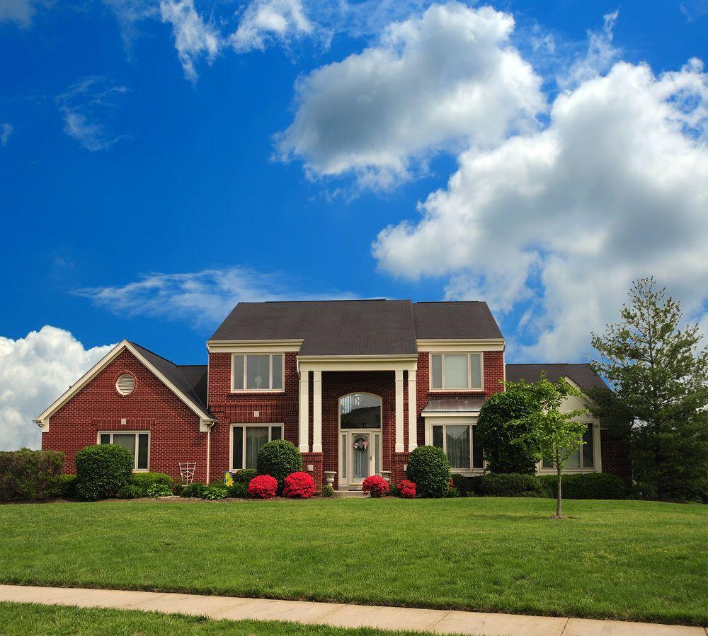 78 Gorgeous Red Brick Houses Photo Ideas Brick Exterior House