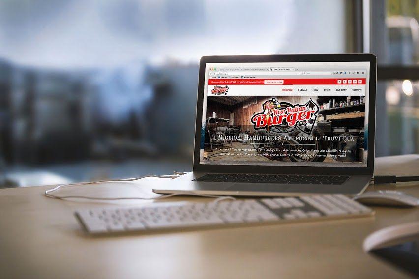 Sito Web New Italian Burger