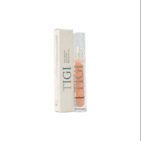 Tigi for Women Luxe Lip Gloss, Superficial, 0.11 oz